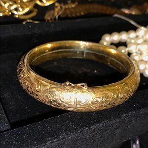 Jewelry - 14k RGP gold antique bracelet 💎